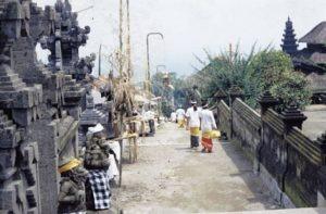 Bali Besakih Tempel, Bali Reisebericht