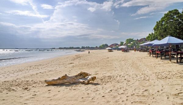 Bali Reisebericht, Bali Strandurlaub, Jimbaran Bay