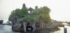 Bali Tanah Lot Tempel, Bali Reisebericht